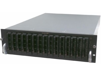 discount server 3u 933t-r760b 2x xeon 8gb used