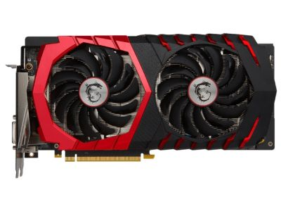 vga msi pci-e gtx1060-gaming-x-6g 6144ddr5 192bit box