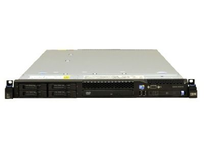 discount server ibm 3550m3 2x e5645 24gb used