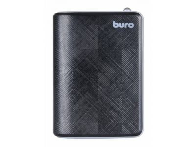 smartaccs charger powerbank buro rq-5200 black