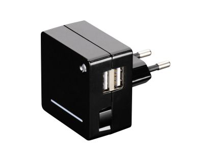 smartaccs charger hama opal 00124557 2a1 black