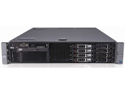 discount server dell poweredge r710 2x e5645 24gb 8x 2-5-inch 2x 570w used
