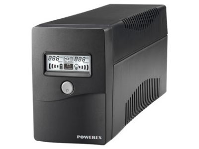 discount ups powerex vi 650 lcd touch used