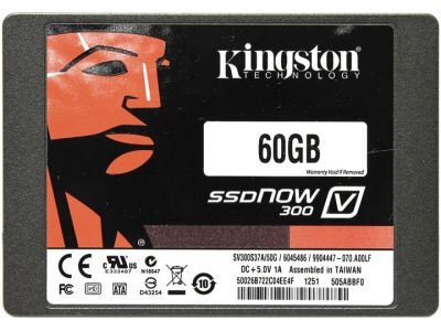 discount ssd kingston 60 sv300s37a-60g used