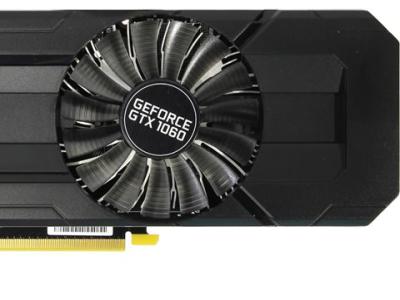 Видеокарта XpertVision (Palit) PCI-E GeForce GTX1060 StormX 6G (NE51060015J9-1061F) RTL