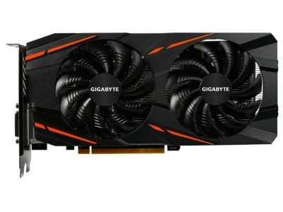vga gigabyte pci-e gv-rx570gaming-4gd 4096ddr5 256bit box