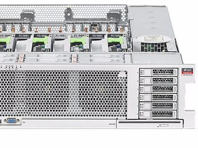 """(б/у) 3U SUN Fire X4470. 4*Intel Xeon E7-4870(10 Core, 2.4/2.8 GHz), 128Gb DDR3, 6*no-HDD 2.5"""" 2*2060W"""