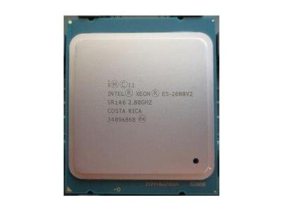 (б/у) Xeon E5-2680v2(10 Core, 2.8/3.6 GHz, 8Gt/s) socket 2011