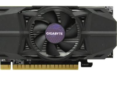 Видеокарта Gigabyte PCI-E NV GV-N1050OC-2GL