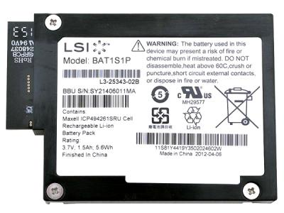 discount serverparts raid lsi bat1s1p battery used