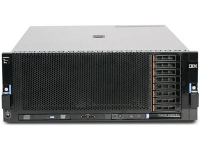 "(б/у) 4U IBM x3850 X5 4*Intel Xeon E7-4870(10 Core, 2.4/2.8 GHz), 256Gb DDR3 RAM, M1015, 8*no-HDD 2.5"", 2*875W"