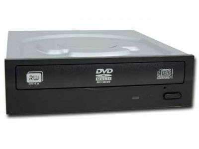 cd dvdrw lite-on ihas124-19 black