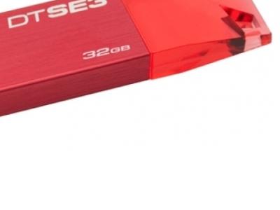 usbdisk kingston 32g dtse3r red