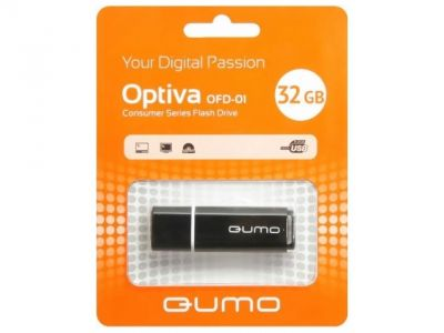 usbdisk qumo optiva-01 32g black