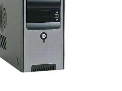 case inwin c583t 600w black-silver