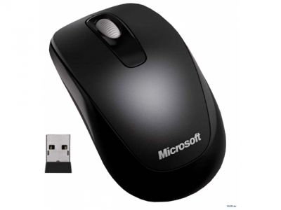 ms microsoft wireless mobile 1000 black 3rf-00002
