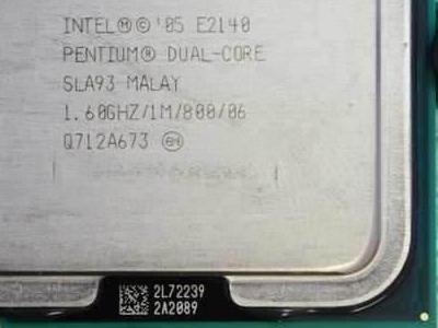 cpu s-775 p4-e2140 1600 800 oem