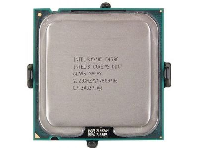 cpu s-775 core2duo-e4500 oem