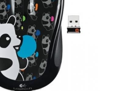 ms logitech m325 panda candy usb 910-003022