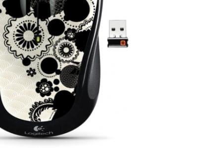 ms logitech m325 ink gears usb 910-003026