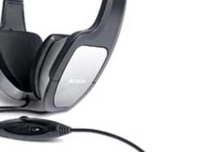 headphone a4 hs-105+microphone