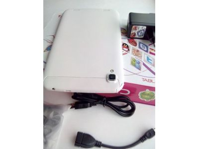 discount tablet foxwal wk-ys7 white used