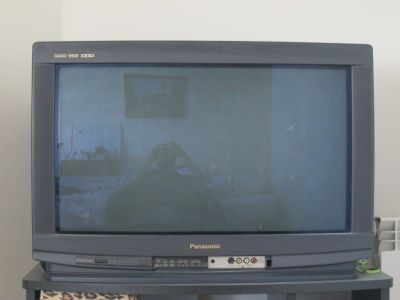 av tv panasonic tc-28wg20r used