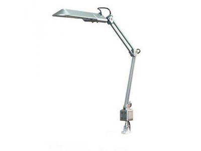 light table-lamp camelion kd-017 silver