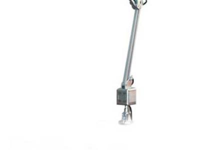 light table-lamp camelion kd-017 white