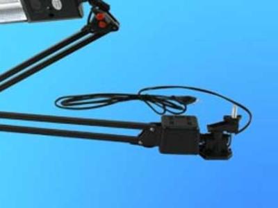 light table-lamp camelion kd-017 black