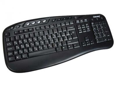 kbd chic ku-0503 usb black