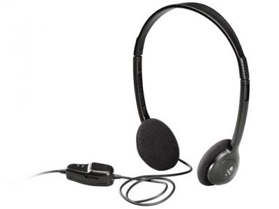 headphone logitech dialog-220