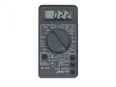 other multimeter 838