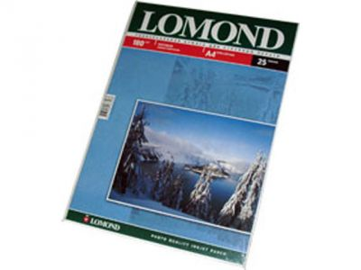 paper lomond a4 180g 25l mat