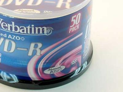 media dvd-r verbatim 4g7 16x matt-silver cake50
