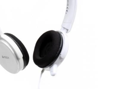 headphone a4 t-500-3+microphone white
