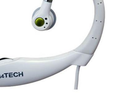 headphone a4 hs-12+microphone