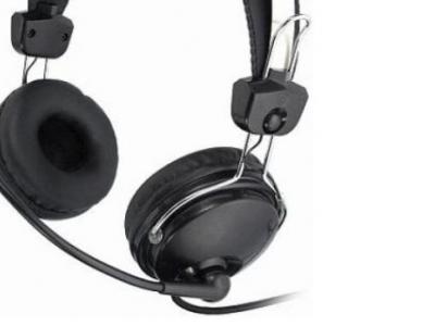 headphone a4 hs-7p+microphone