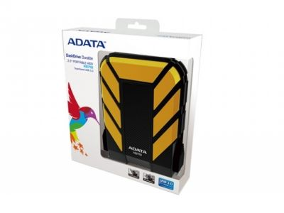 hddext a-data 1000 hd710 yellow