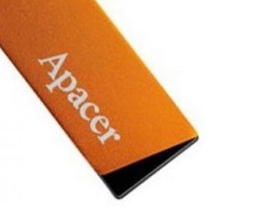 usbdisk apacer ah130 4gb orange