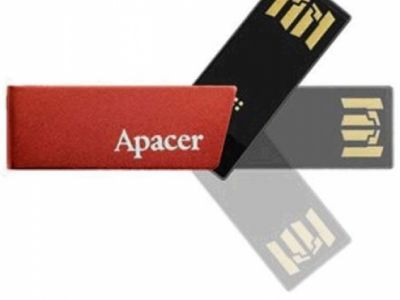 usbdisk apacer ah130 4gb red