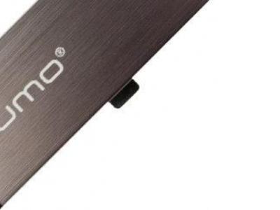 usbdisk qumo aluminium 16g orange usb3-0
