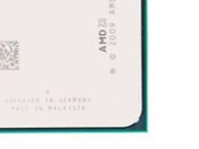 cpu s-am3 athlon-2-x2 270 oem