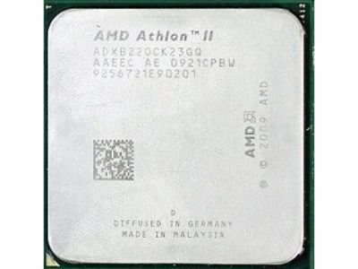 cpu s-am3 athlon-2-x2 b22 oem