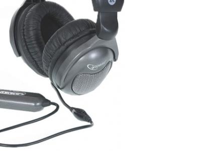 headphone ap 880 vibra+microphone