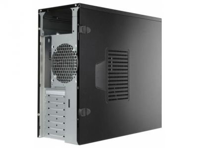 discount case inwin ear040 rb-s450hq7 black badpack
