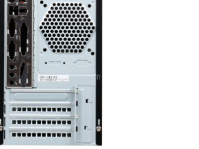 discount case inwin en036 rb-s400t7 black damaged