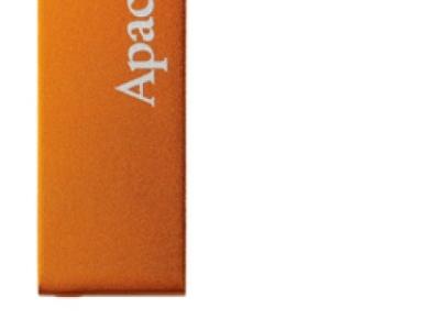 usbdisk apacer ah130 16gb orange