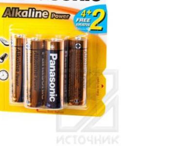 other battery panasonic alkaline lr6-6bp