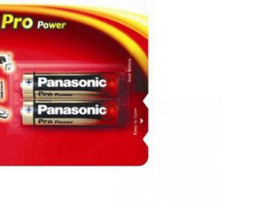 other battery panasonic pro lr6-2bp
